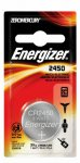 Energizer 3-Volt Coin Lithium Batteries CR2450 8 PK