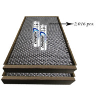 L91 Energizer Battery, wholsale 2,016