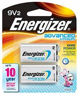 Energizer Ultimate Lithium 9-Volt Battery (150x2-Pack)