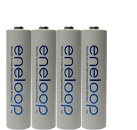 Eneloop Panasonic AAA New 2100 Cycle Rechargeable Batteries 4pac.