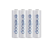 Eneloop Panasonic AAA New 2100 Cycle Rechargeable Batteries 4 pcs.
