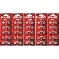 50 Pack of LR44/AG13/357 Laser Pointer Batteries