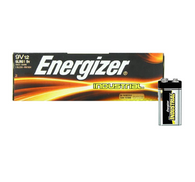 AL-9V, Energizer 9V Battery | Industrial Energizer Batteries - wholesale 216 batteries