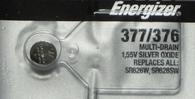 Energizer 377 376 Silver Oxide SR626W, SR626W 1pc (Each)