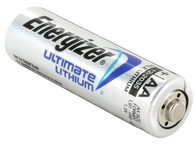 Energizer Ultimate Lithium Batteries AA for digital cameras and other high-tech devices