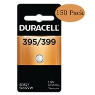 Duracell 395 / 399 Silver Oxide 150 Batteries (SR927W / SR927SW) - wholesale