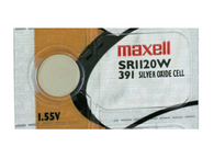 Maxell 391 Battery Replacements 1 piece