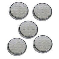 My Battery Supplier  Lithium Button Cell Battery CR2450 5-Pack