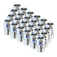 Energizer EL123A CR123A 3 Volt Photo Lithium Battery 24 Pack
