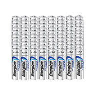 Pack of 80 Energizer L91 AA Ultimate Lithium 1.5 Volt Battery