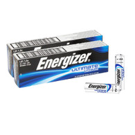48 Energizer AA Ultimate Lithium L91BP Batteries