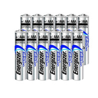 Energizer Ultimate Lithium AAA Batteries-12 Pack
