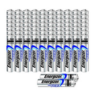 AAA Lithium Batteries Energizer Ultimate Bulk 72 Case L92