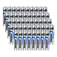 48 Energizer AAA Ultimate Lithium Batteries L92BP
