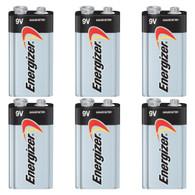 Energizer MAX Alkaline 9-Volt Battery (6-Pack)-522SBP6H