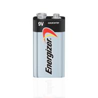1 Energizer Max 9V 9 Volt Alkaline Battery