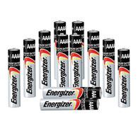 AAAA ENERGIZER E96 Batteries x 12 batteries