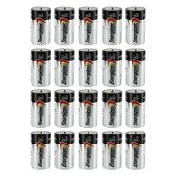 Energizer D Cell Batteries, Max Alkaline D Battery Size, (20 Count)