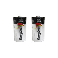 Energizer Max E93 C Cell Battery - E93BP-2 - 2 Count