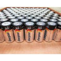 Energizer E93BP2 MAX Alkaline Batteries, C, 1000 Batteries/Pack