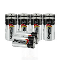 Energizer Max D Batteries,E95BP-10 Alkaline Batteries