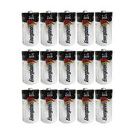 E93BP4 - Energizer C Cell, 15 Alkaline Batteries
