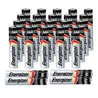 254 x 24 Energizer AAAA E96 Alkaline Batteries