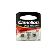 Camelion 120 50201 AG 1 LR60 Battery - Multicolour (Pack of 2)