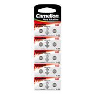 10pcs Camelion AG2 1.5 Volt Alkaline Button Cell Watch Battery