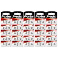50-Pack AG2 Camelion / 396 / 397 / LR726 Button Batteries