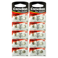20 CAMELION AG3 / LR41 / 192 / 392 Button Cell Watch Battery With Long Shelf Life