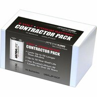 Ultralife 9v lithium contractor pack 10 Batteries (U9VL-JP10CP)