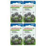 Zenipower Zinc-Air Hearing Aid Battery 675 High Power 24 pack