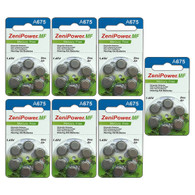 ZeniPower A675 Mercury Free Battery 42pcs