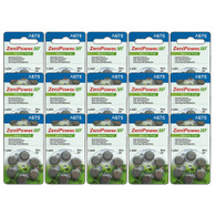 Zenipower A675 Hearing Aid Batteries 90 Packs of 6 MF