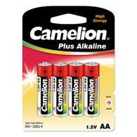 Camelion AA LR6 Batteries 4 Pack