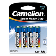 Camelion Super Heavy Duty AA Battery (20)Twenty Batteries 4pk x5