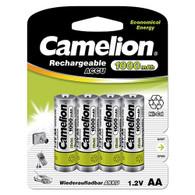 Camelion AA Ni-Cd Solar Light Batteries 1000mAh 4 pack