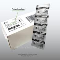 ENERGIZER 321 SR616SW SR616 Silver Oxide 100 Pack