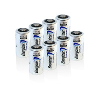 K123LA Battery Replacement Energizer 8 pcs.
