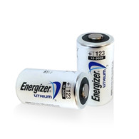 Energizer CR123R Battery Replacements X 2