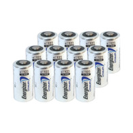 DL123A Energizer Lithium 12 Batteries-CR123A