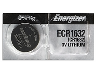 1 ENERGIZER 1632 CR1632 ECR1632 Battery