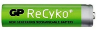 GP Recyco Precharged Rechargeable AAA 800 MAH Battery