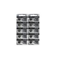 10 (LR44) 357 / 303 Energizer Batteries SR44SW SR44W