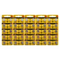 50 x KODAK Alkaline battery G13/AG13/L1154/LR44/157/V13GA/RW82/A76