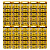 Kodak Max AG13 / LR44 Alkaline Battery 100pcs