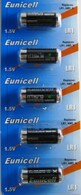 5 X N E90 lr1 am5  Super Alkaline Batteries