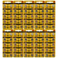 Kodak LR1130 (AG10) Alkaline Button Cell Batteries (Pack Of 100)