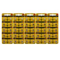 50 KODAK LR41 AG3 1.5v ALKALINE BATTERY